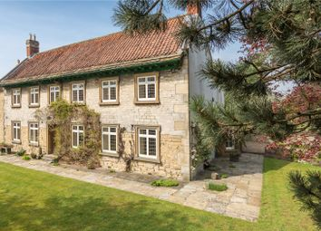 Thumbnail 6 bed detached house for sale in Town Street, Old Malton, Malton, North Yorkshire