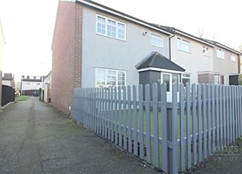 Thumbnail 3 bed end terrace house for sale in Church End, Harlow