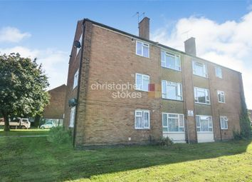 Thumbnail 2 bed flat for sale in Downfield Road, Cheshunt, Hertfordshire