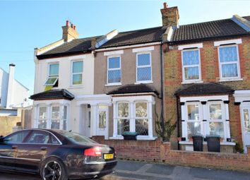 Thumbnail 3 bed terraced house to rent in Campbell Road, Gravesend