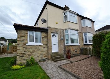 Thumbnail 3 bed semi-detached house for sale in Glenside Road, Shipley
