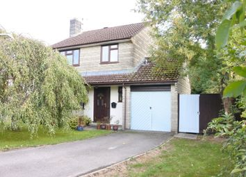 Thumbnail 4 bed detached house for sale in Ash Grove, Mere, Warminster