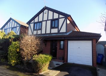 Thumbnail 3 bed detached house for sale in Arundel Drive, Poulton-Le Fylde