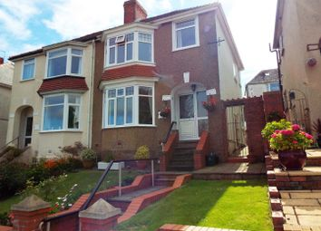 Thumbnail 3 bedroom semi-detached house for sale in 9 Cefn Coed Crescent, Cockett, Swansea