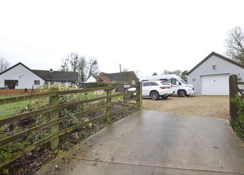 Thumbnail 4 bed bungalow for sale in Lawn Road, Ashleworth, Gloucester, Gloucestershire