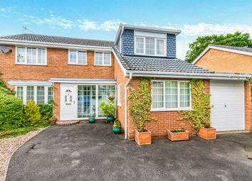 Thumbnail 4 bedroom detached house for sale in Heather Close, Woodhall Spa