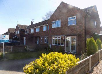 Thumbnail 3 bed end terrace house for sale in Chainbridge Road, Lound, Retford