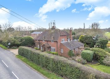 Thumbnail 4 bed detached house for sale in Poyle Road, Tongham, Farnham, Surrey