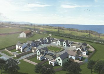 Thumbnail 4 bed link-detached house for sale in The Palmer, Plot 4, Marine View, Gailes