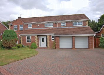 Thumbnail 6 bed detached house to rent in Carr Field, Ponteland, Newcastle Upon Tyne