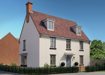 Thumbnail 5 bed detached house for sale in The Maddoc, Renaissance Way, Barlaston, Stoke On Trent
