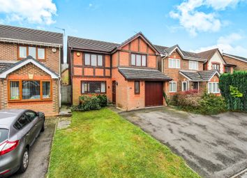 Thumbnail 4 bed detached house for sale in Clos Dwyerw, Caerphilly