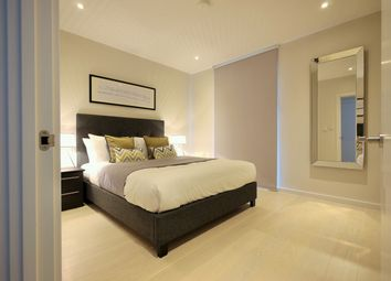 Thumbnail 1 bed flat for sale in Cassia Point, Westfield Ave, Strattford, London