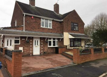 Thumbnail 2 bed property for sale in Bath Road, Cannock