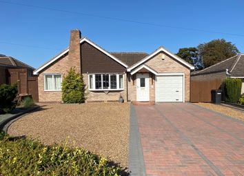 Thumbnail 2 bed detached bungalow for sale in Beechwood Avenue, Melton Mowbray