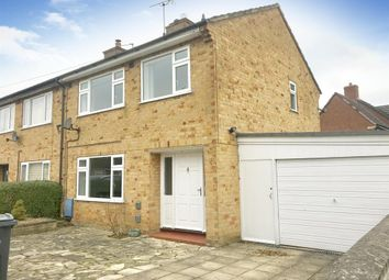 Thumbnail 3 bed semi-detached house for sale in Kyle Close, Tollerton, York