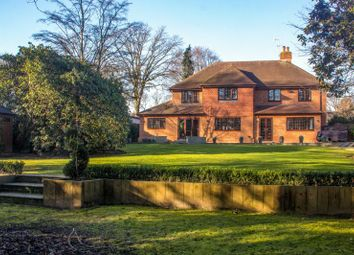 Thumbnail 5 bed detached house for sale in Oak End Way, Woodham, Addlestone