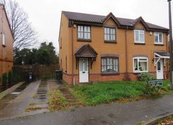 Thumbnail 3 bed semi-detached house for sale in Elford Grove, Birmingham
