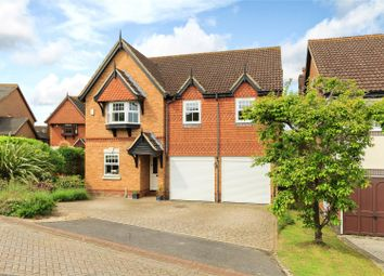 Thumbnail 5 bed detached house for sale in Barn Close, Oxford