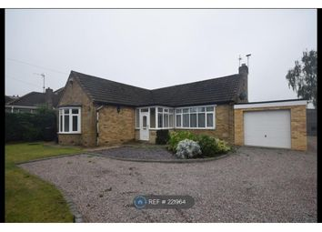 Thumbnail 3 bed bungalow to rent in Top Road, Doncaster