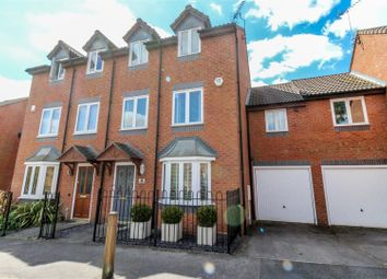 Thumbnail 4 bed town house for sale in Parish End, Leamington Spa