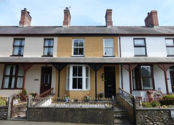 Thumbnail 3 bed terraced house for sale in Llanwnda, Caernarfon