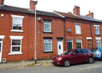 Thumbnail 3 bed terraced house for sale in West Terrace, Hucknall, Nottingham, Nottinghamshire