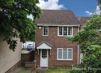 3 bed end terrace house for sale in Heatherhayes, Ipswich IP2