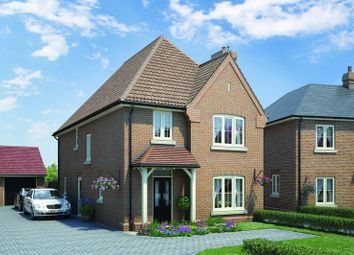 Thumbnail 4 bed detached house for sale in Barleyfields, Thorpe Road, Clacton-On-Sea