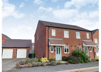 Thumbnail 2 bed semi-detached house for sale in Sandringham Avenue, Stratford-Upon-Avon