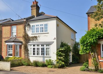 Thumbnail 3 bed semi-detached house for sale in Nightingale Road, West Molesey