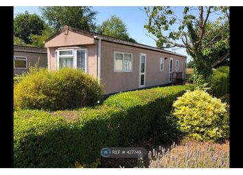 2 bed mobile/park home to rent in Barataria Park, Ripley, Woking GU23