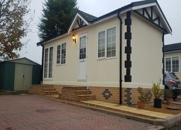 Thumbnail 1 bed bungalow for sale in Hordern Park Ball Lane, Coven Heath, Wolverhampton