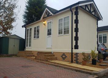 Thumbnail 1 bedroom bungalow for sale in Hordern Park Ball Lane, Coven Heath, Wolverhampton