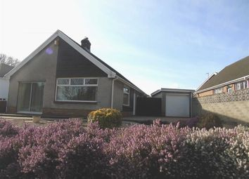 Thumbnail 4 bed detached bungalow for sale in Maes Y Gwernen Road, Morriston, Swansea