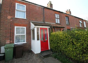 Thumbnail 2 bedroom end terrace house for sale in Lawson Road, Norwich