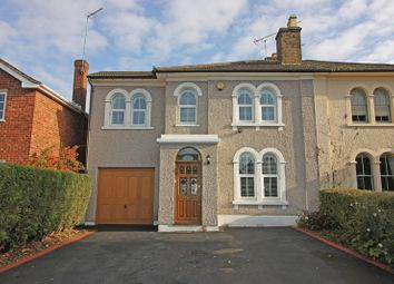 Thumbnail 5 bed semi-detached house for sale in Hainault Road, Chigwell