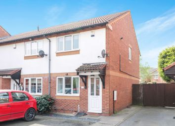 Thumbnail 2 bed end terrace house for sale in Barn Farm Close, Bilston