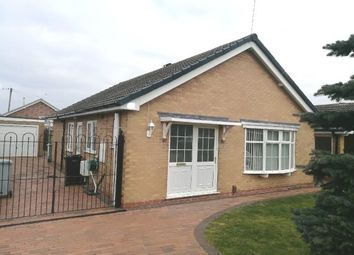 Thumbnail 2 bed detached bungalow to rent in Elms View, Great Gonerby, Grantham