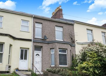 2 bed terraced house for sale in Old Laira Road, Laira, Plymouth PL3