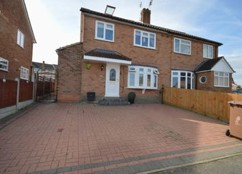 Thumbnail 4 bed semi-detached house for sale in Maple Drive, Tile Kiln, Chelmsford