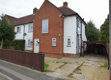 Thumbnail 3 bed semi-detached house for sale in Hillburn Road, Wisbech