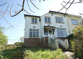 Thumbnail 4 bed semi-detached house for sale in Osney Crescent, Paignton