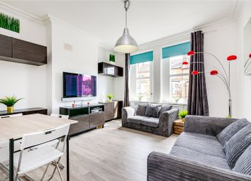 Thumbnail 4 bed flat to rent in Battersea Rise, Battersea, London