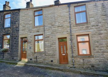 2 bed terraced house for sale in Edward Street, Baxenden, Accrington BB5