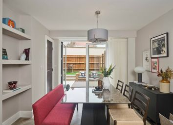 Thumbnail 4 bed terraced house for sale in Lion Wharf, Isleworth