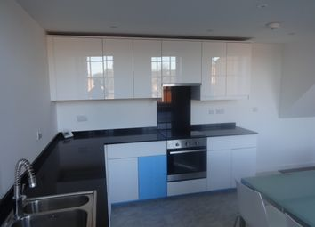 Thumbnail 1 bed flat to rent in Commercial Street, Batley