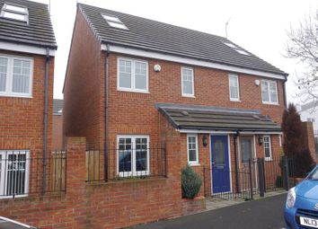 Thumbnail 3 bed mews house to rent in The Chase, Bedlington