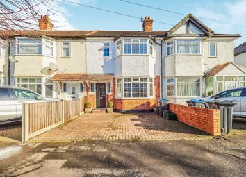 Thumbnail 3 bed terraced house for sale in Stanley Avenue, New Malden