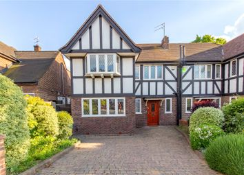 Thumbnail 4 bed semi-detached house for sale in Grendon Gardens, Wembley